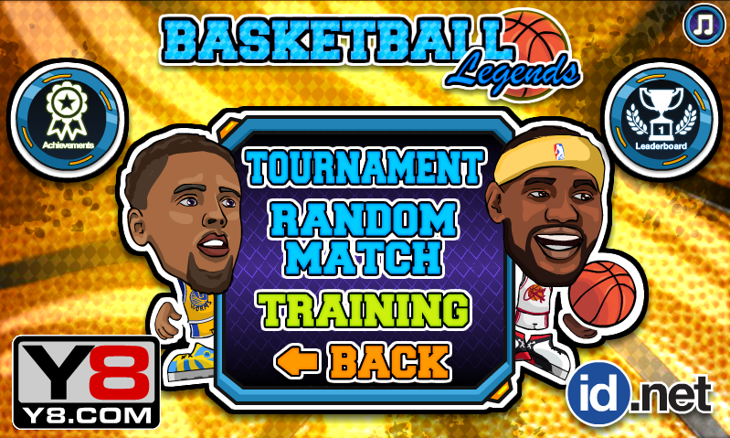 Basketball Legends Players Forum Y8 Games