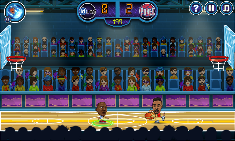 Basketball Legends - Players - Forum - Y8 Games