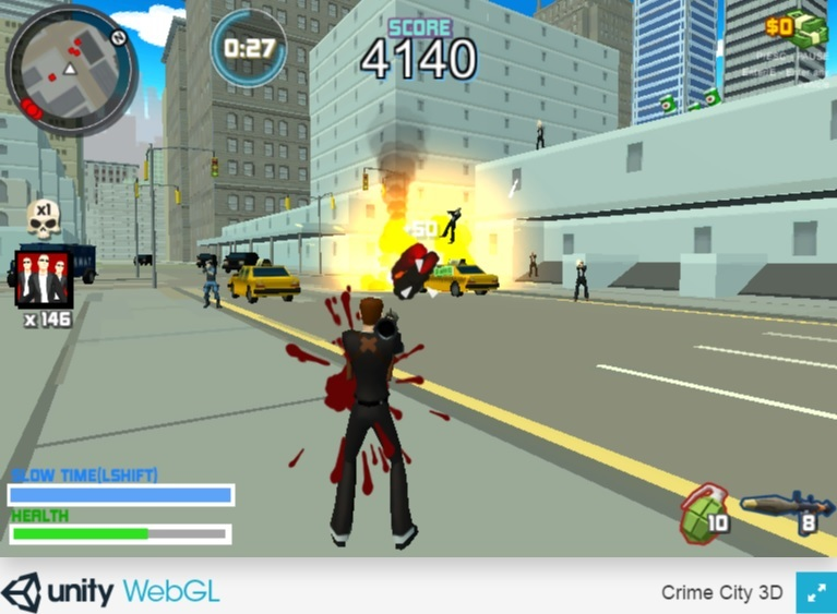 Crime City 3D - Free WebGL FPS Game - Players - Forum - Y8 ...