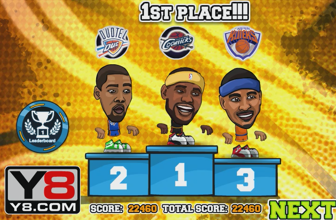Amazing Sport Game Basketball Legends Road To Championship