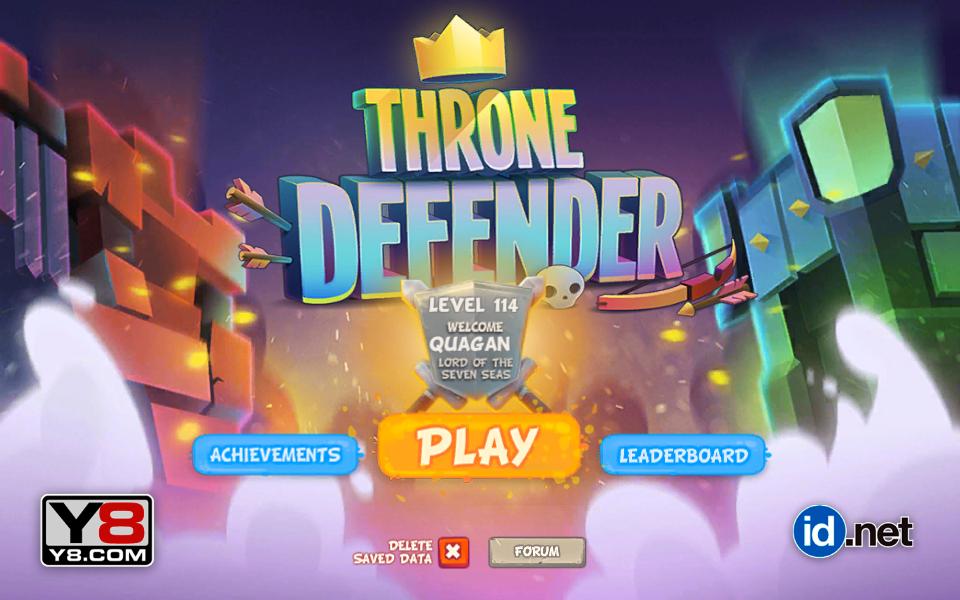 Throne Defender Players Forum Y8 Games