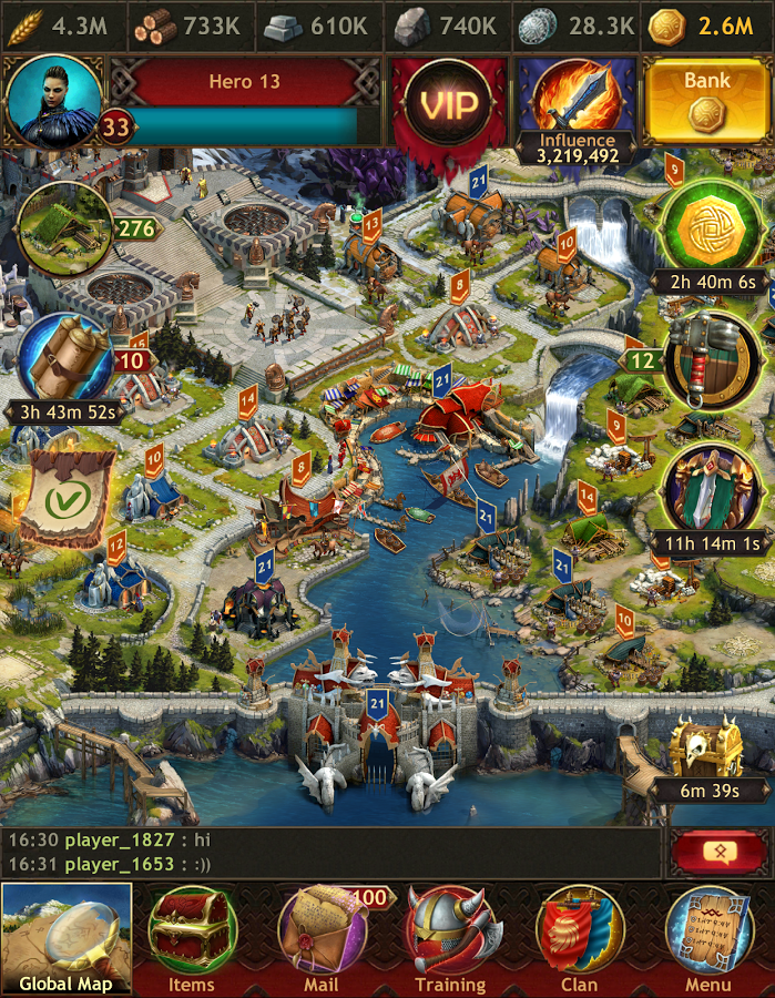 Vikings: War of Clans - Players - Forum - Y8 Games