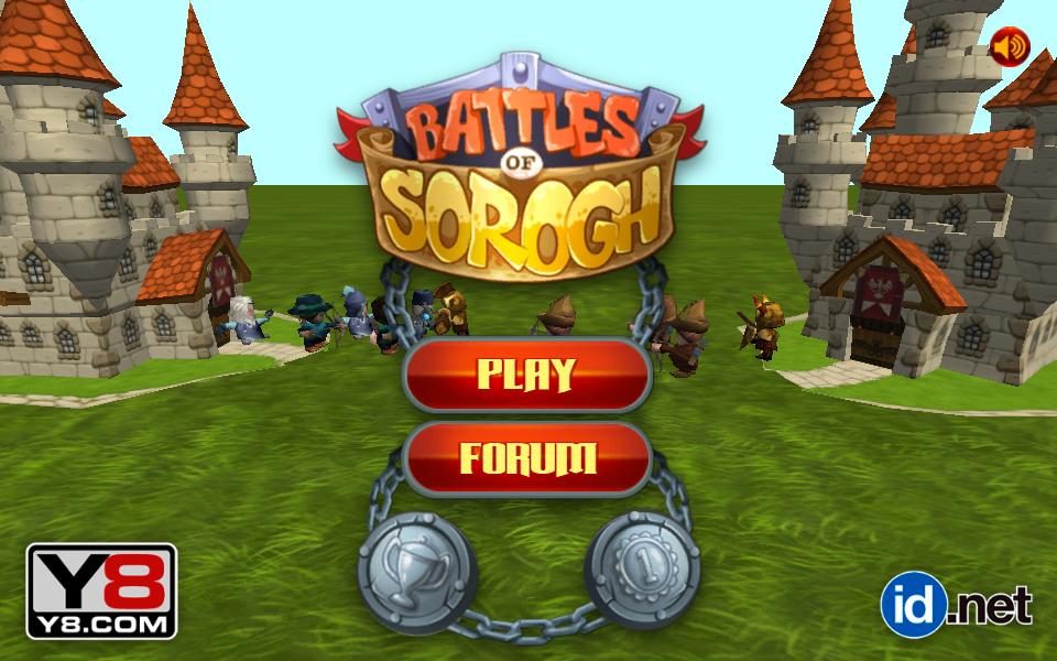 Battles Of Sorogh Players Forum Y8 Games