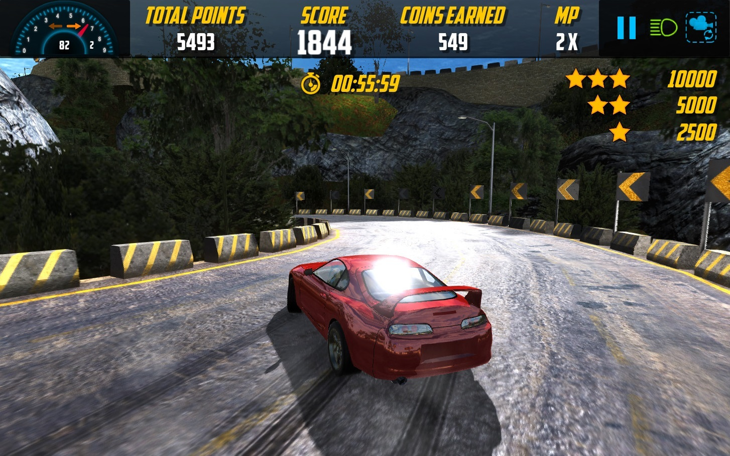 Car Racing Games Burnout