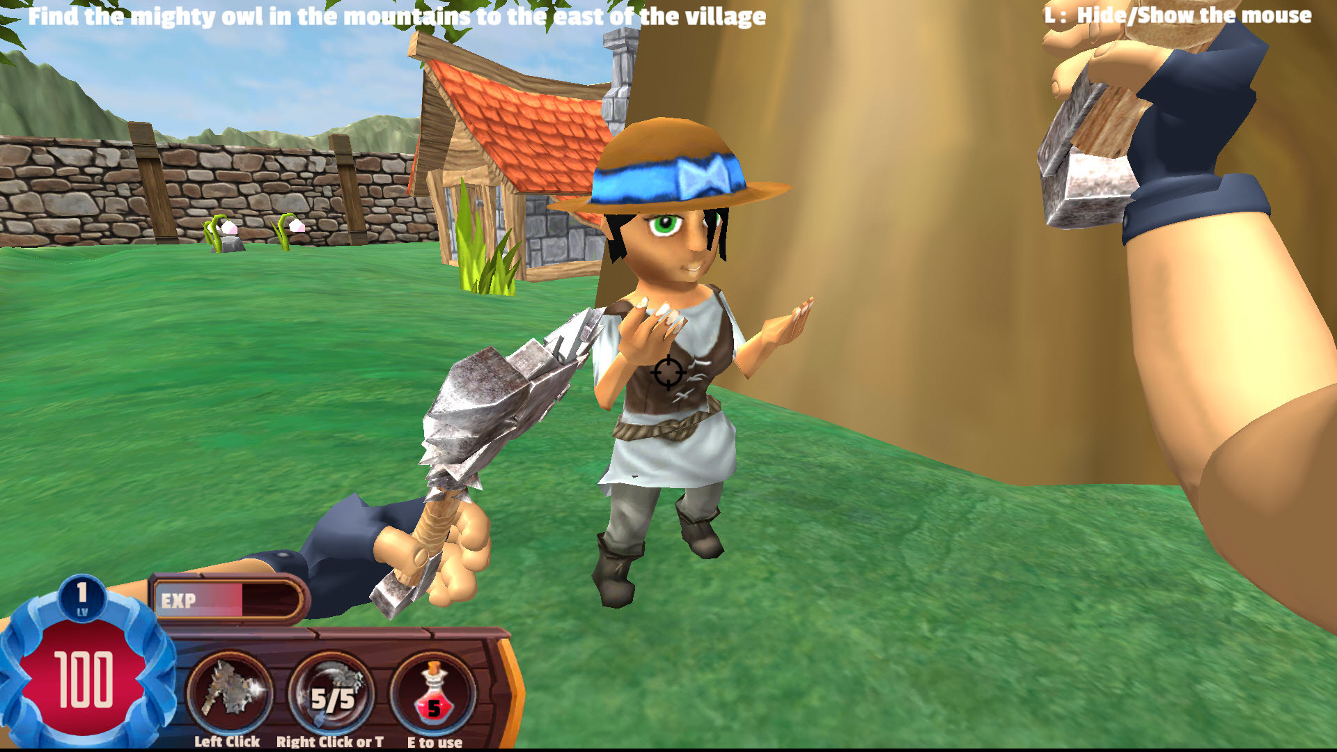 Talk To My Axe Players Forum Y8 Games